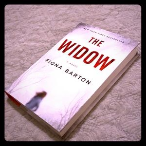 Other - The Widow book BOTM thriller NY Times bestseller